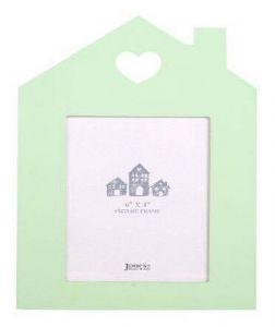 Green House Photo Frame